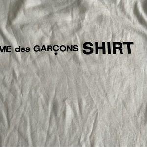 Comme Des Garcons Shirts Size L
